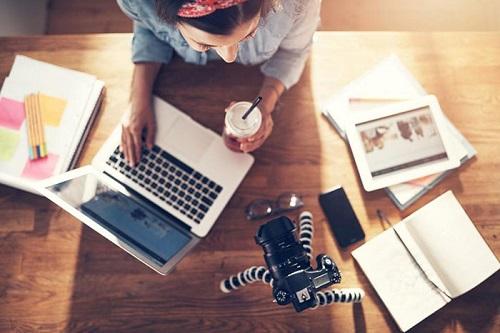 تولید محتوای وبلاگ و اصول آن