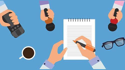 تولید محتوای مصاحبه برای موفقیت